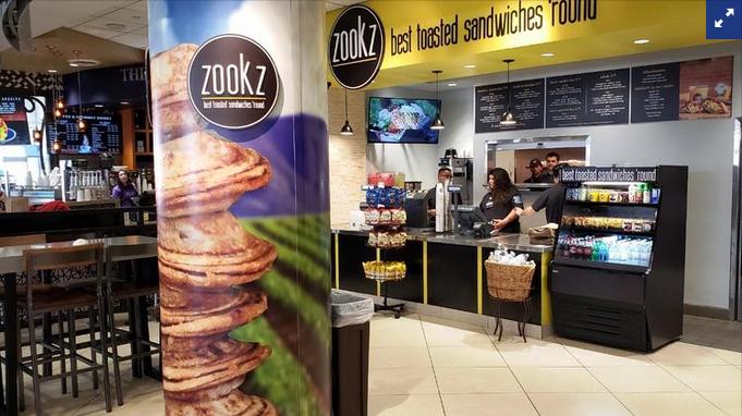 Phoenix Business Journal Jun 6, 2019  Zookz is Now Open at Phoenix Sky Harbor International Airport