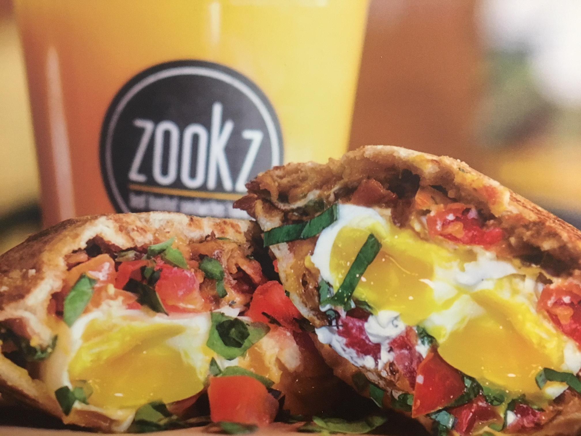 USA Today May 17, 2019  Zookz: The Best Breakfast Sandwich in Arizona