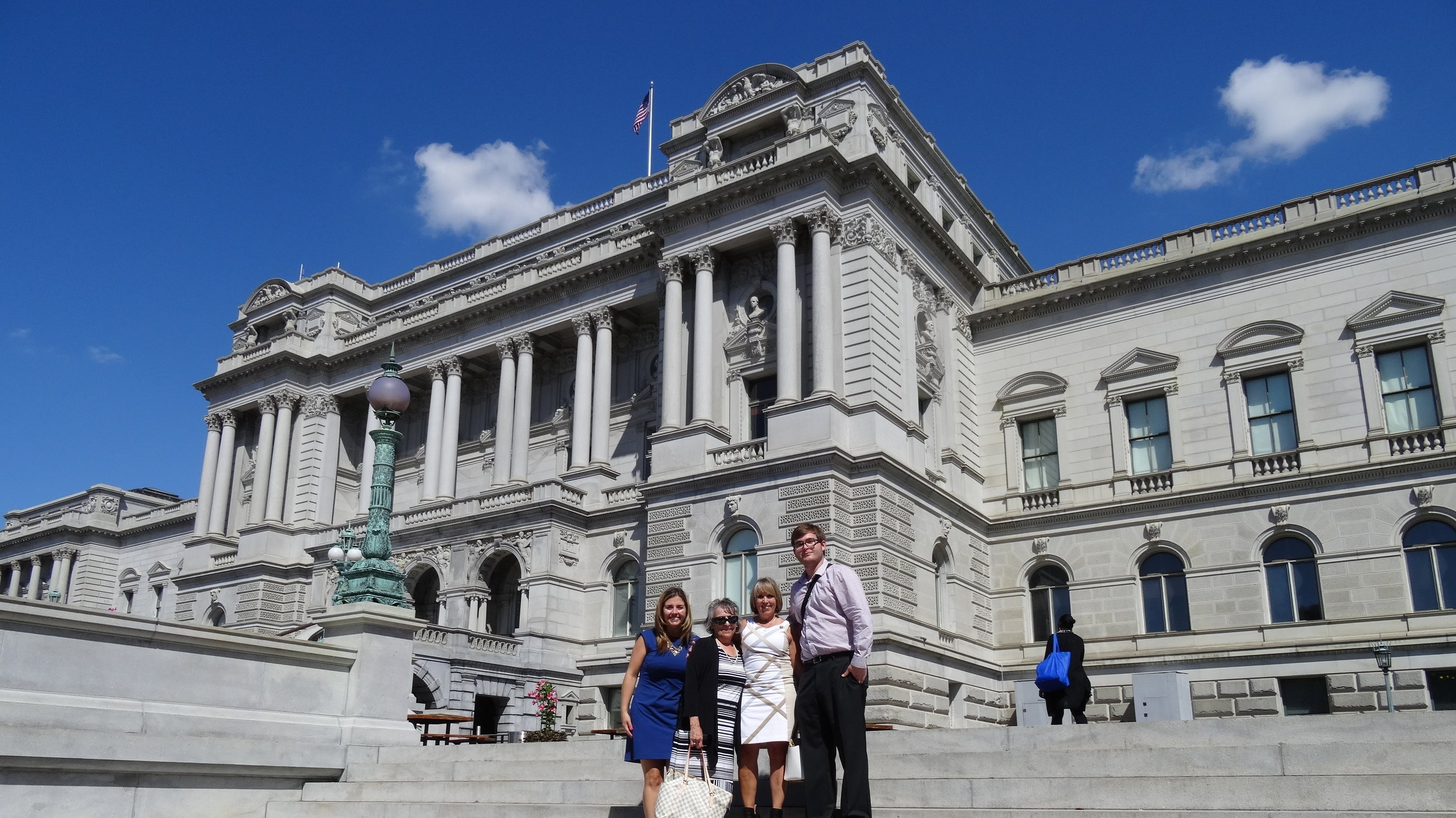 Library of Congress visit