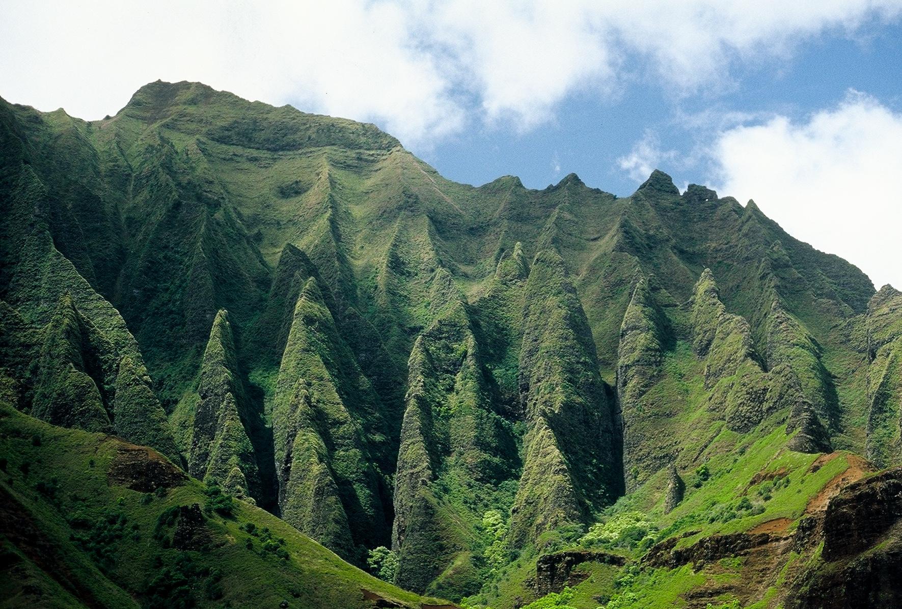 Go hawai'i - Na Pali, Kauai
