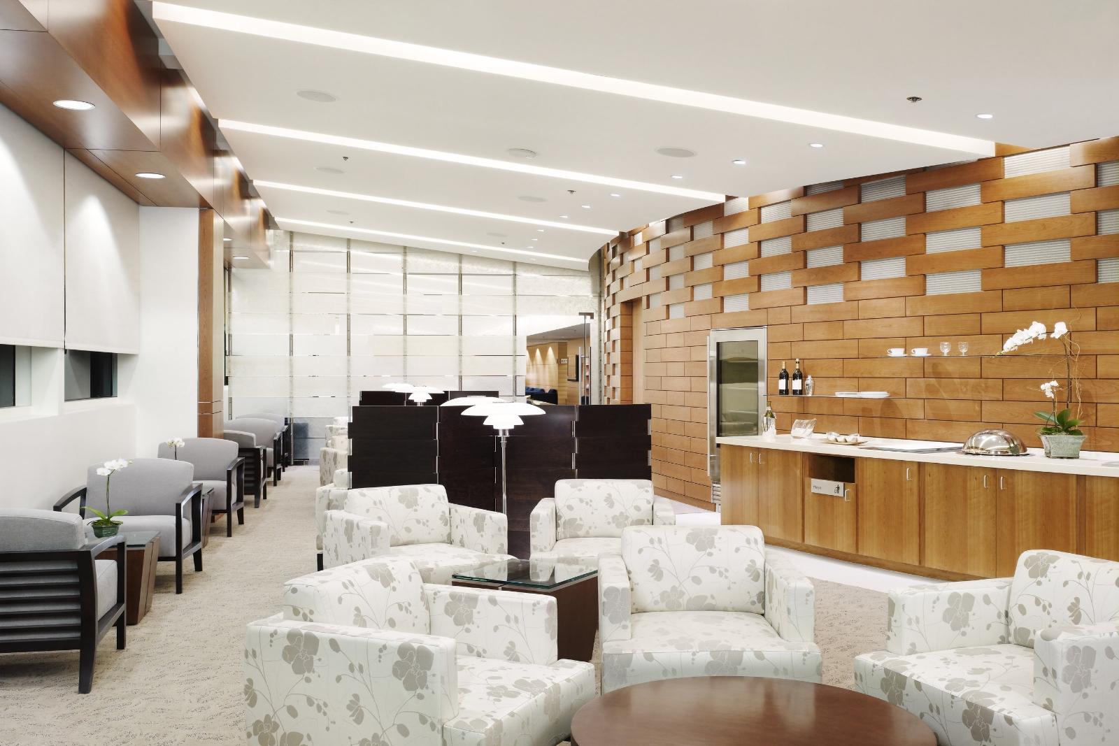 Skyteam Alliance Lounge - Los Angeles, CA