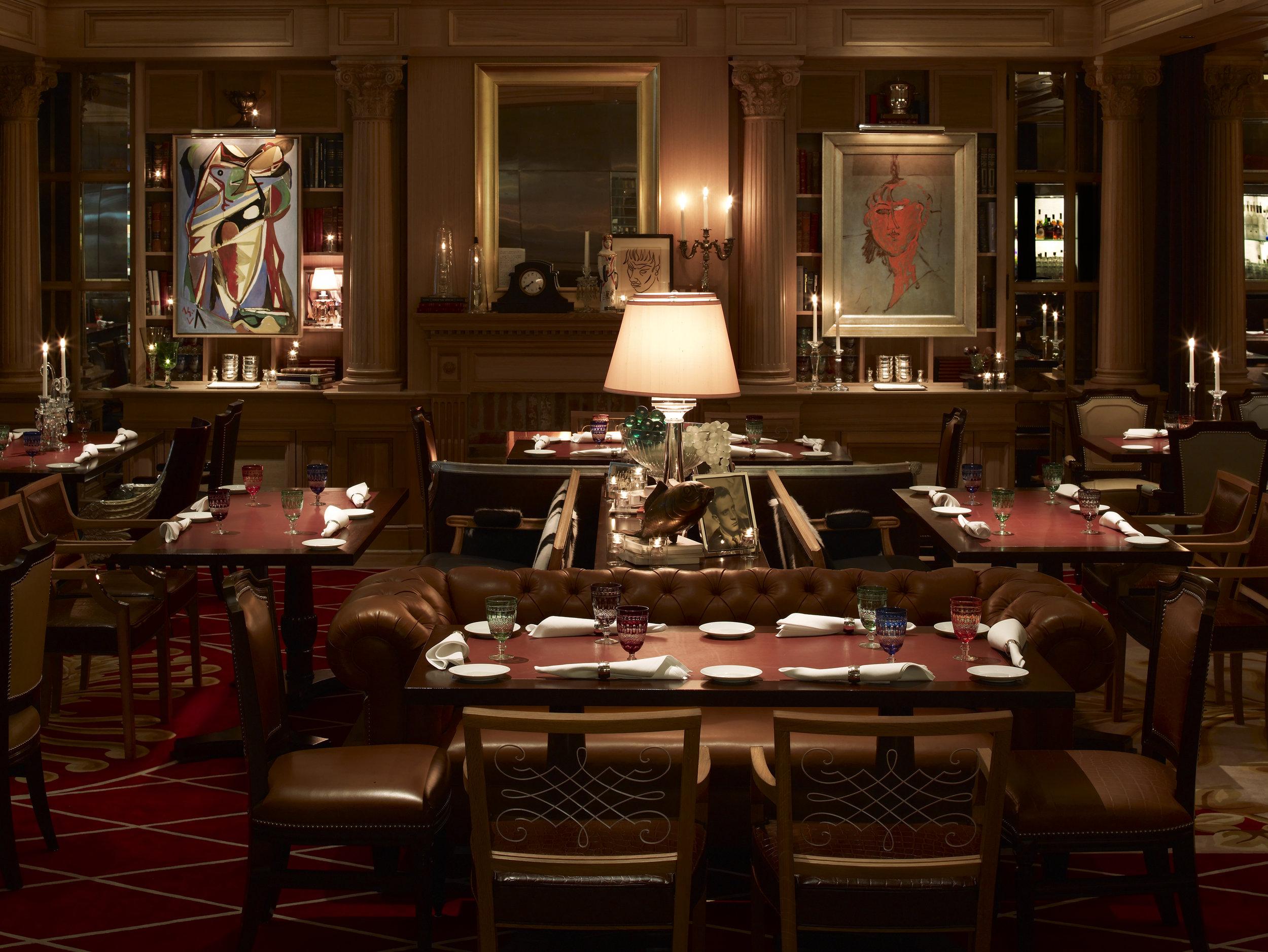 XIV Mina's Restaurant - Hollywood, Ca
