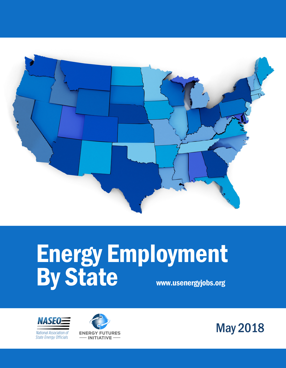 State Charts - Download a PDF of charts by state and sector from the 2018 U.S. Energy and Employment Report.Download the charts