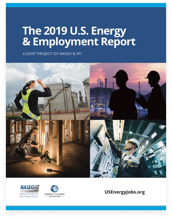 2019 U S  Energy and Employment Report (USEER)
