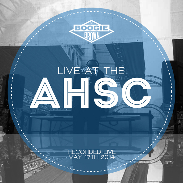 Live at the AHSC    Released May 2014