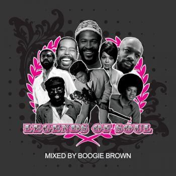 Legends of Soul    Released January 2010