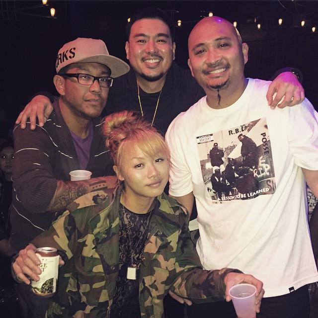 D Double, Jeff Cee, Tina