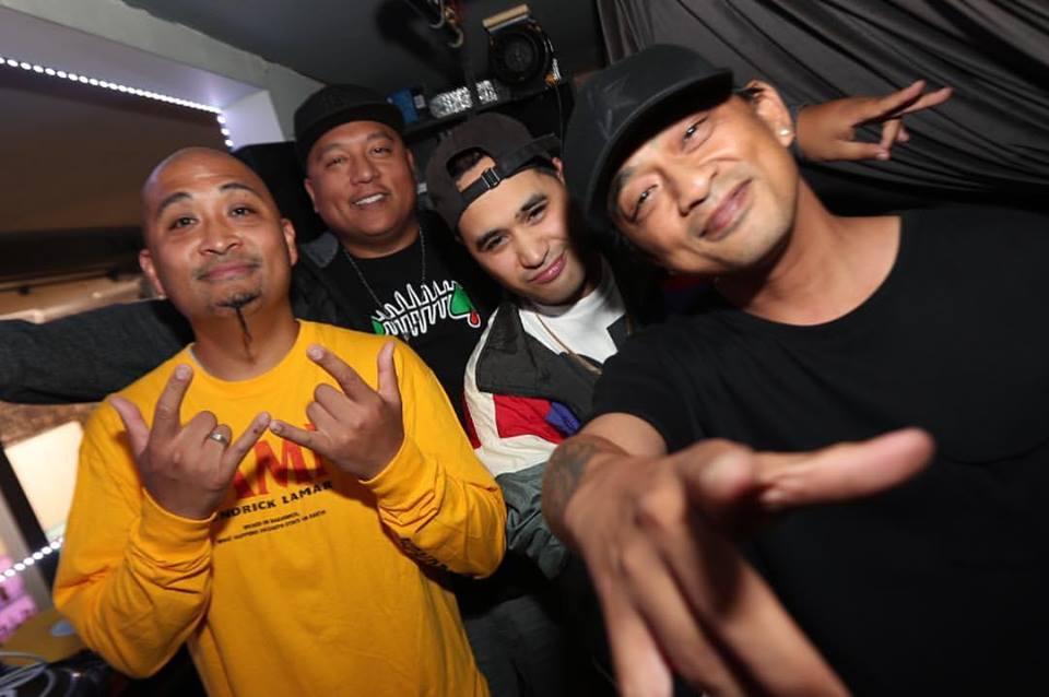 Brian Velasquez, Prince Aries, and DJ Apollo