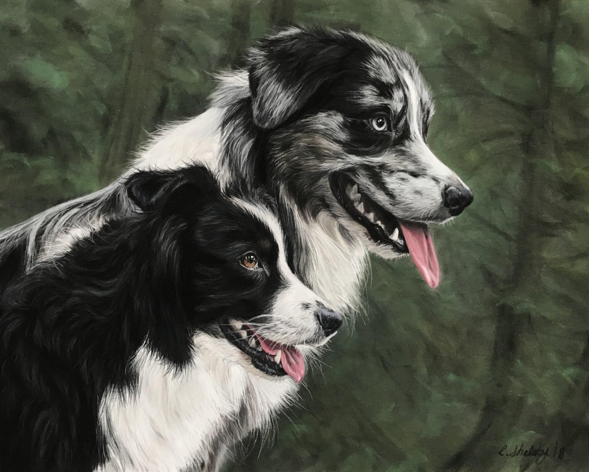 Kasper and Mia