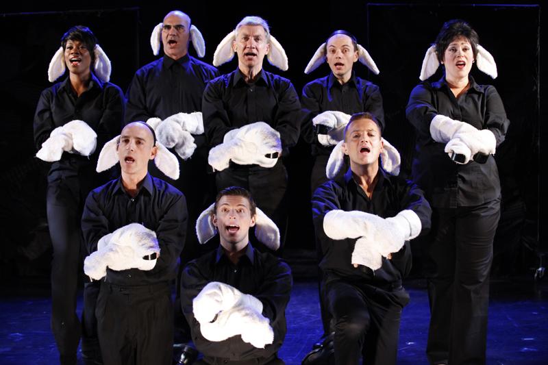 SILENCE: The Musical - 2012