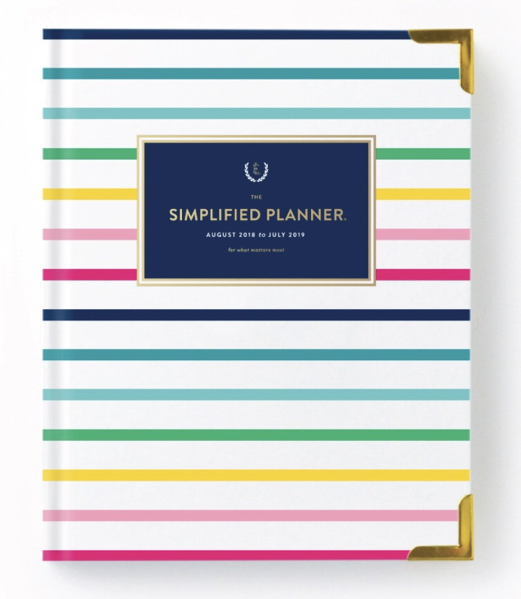 The Weekly Simplified Planner by Emily Ley