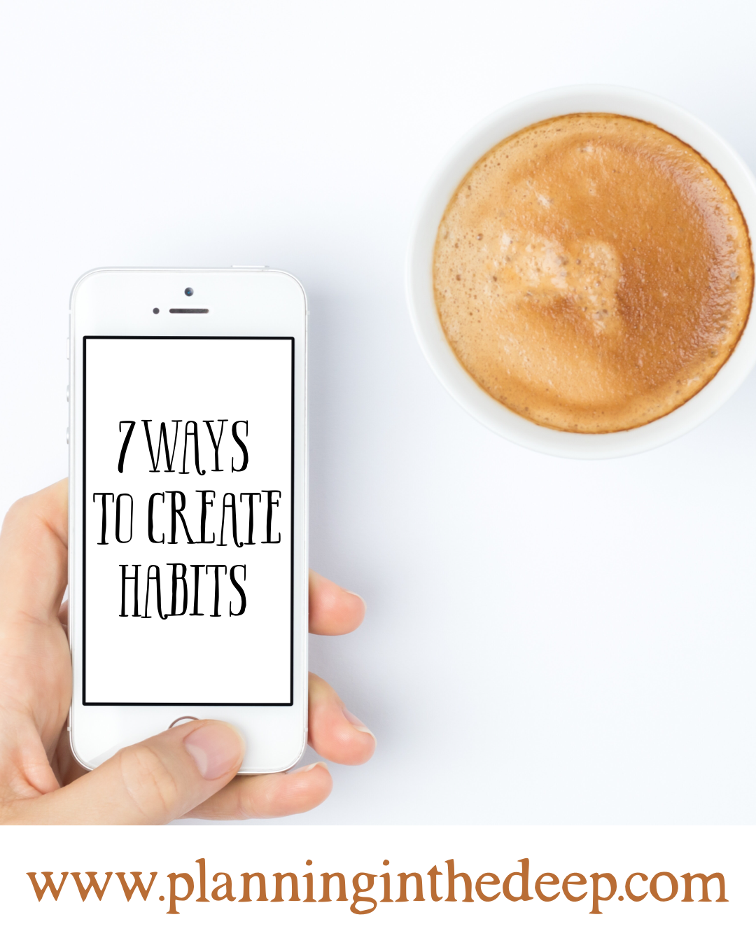 7 Ways To Establish Daily Habits And Actually Stick With Them.