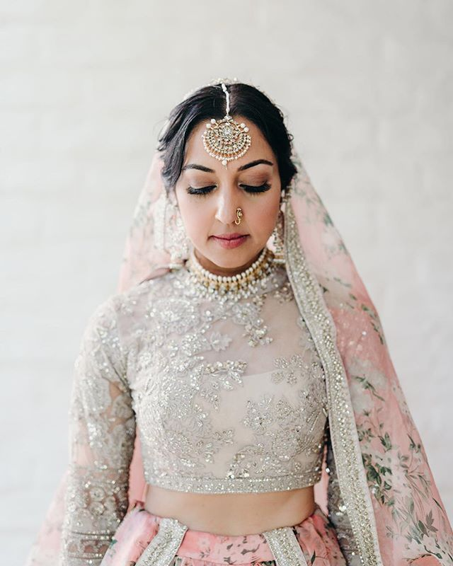 Yogita—You are beautiful inside and out!! We just wanted to take a moment this morning to remind ya 😉 Have a beautiful day everyone! #kapsuleweddings — Photo/Video: @kapsuleco  Make Up: @fiorebeauty  Hair: @studiomsalonandspa  Venue: @parkerpalmsprings  Coordination: @cojweddings