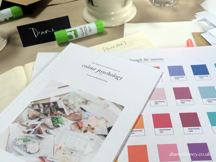 Diane Rooney Colour for Creatives by The Brand Stylist