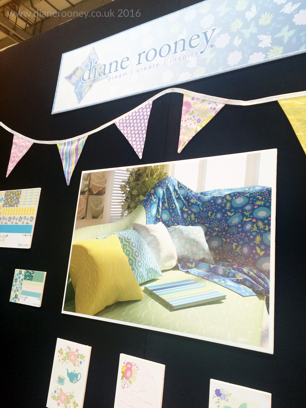 Diane Rooney Craft, Hobby and Stitch 2016