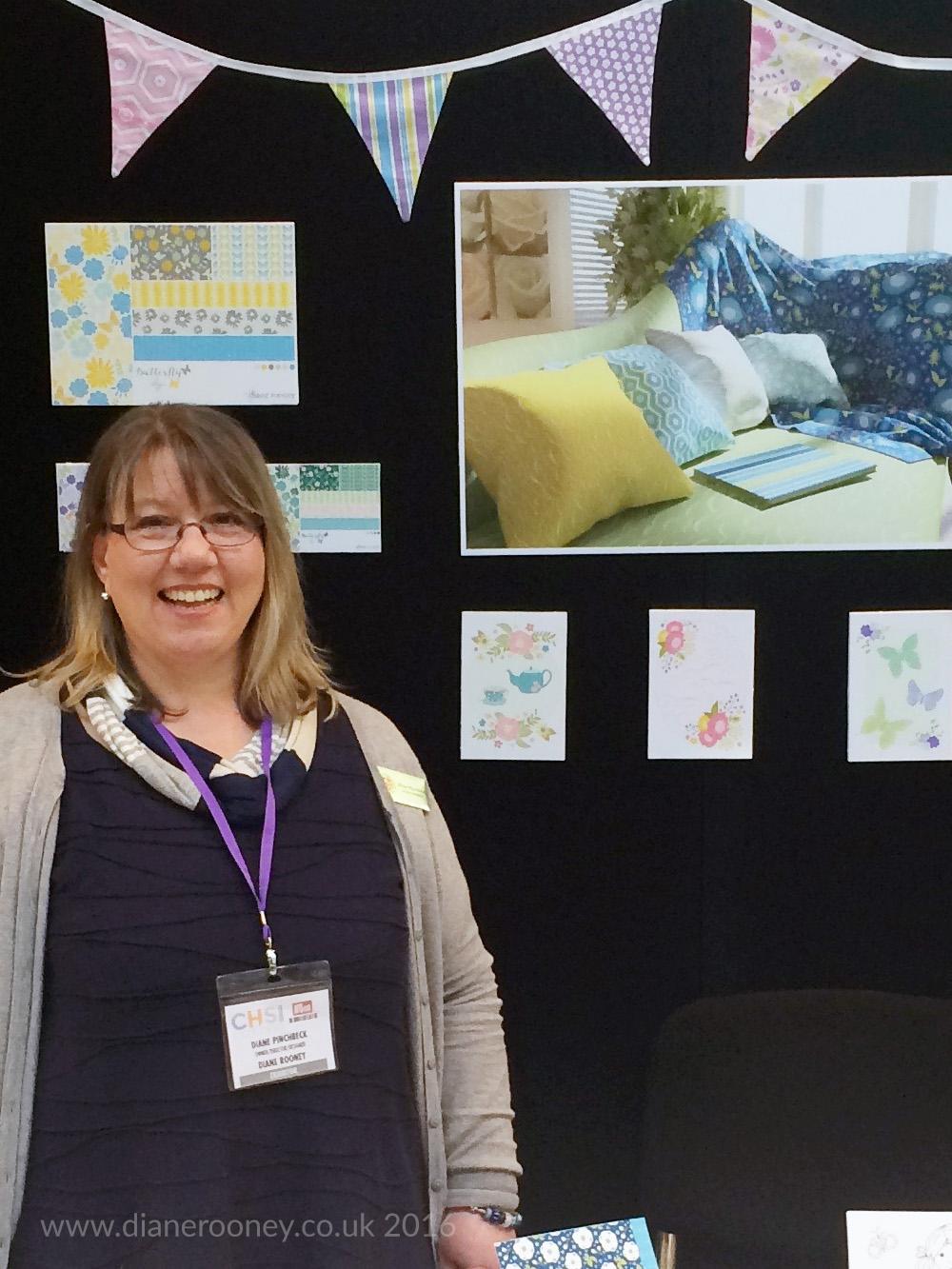 Diane Rooney Craft, Hobby and Stitch