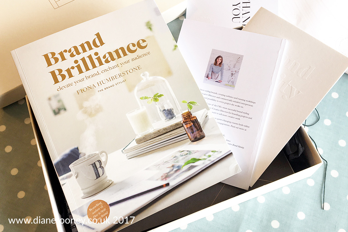 Diane Rooney Brand Brilliance by Fiona Humberstone Book Review