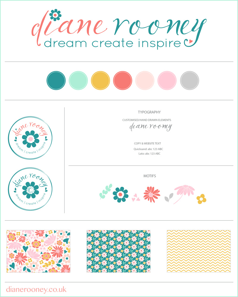 Diane Rooney Brand Blueprint