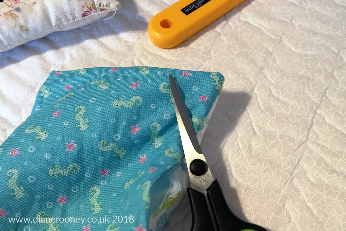 Diane Rooney How To Make a Toy Sleeping Bag