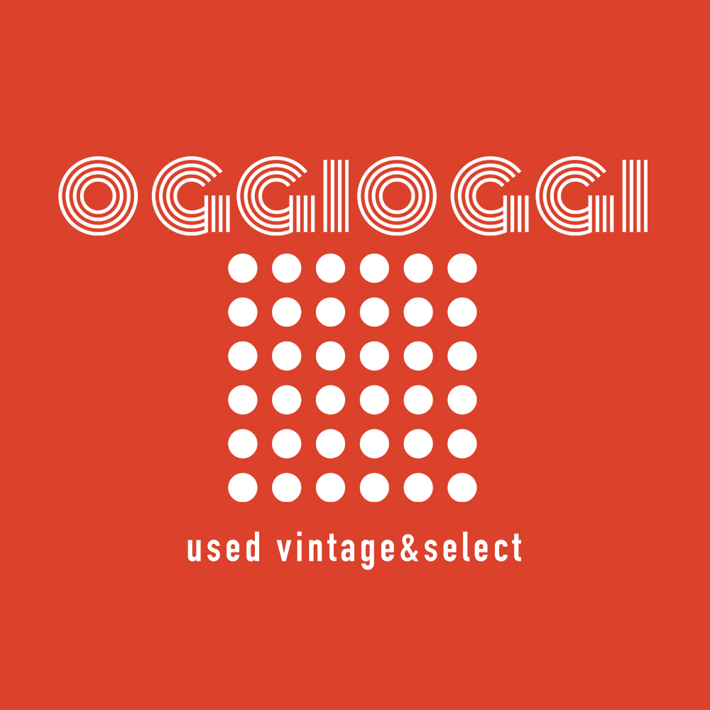 OGGI OGGI - トレンド感を取り入れた古着とセレクトした新作をミックスしたショップ。