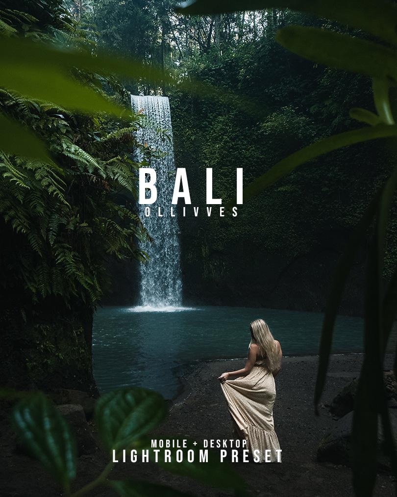 Lightroom Desktop Presets | Bali Preset | Ollivves
