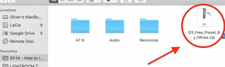 How To Install Presets To Lightroom Desktop