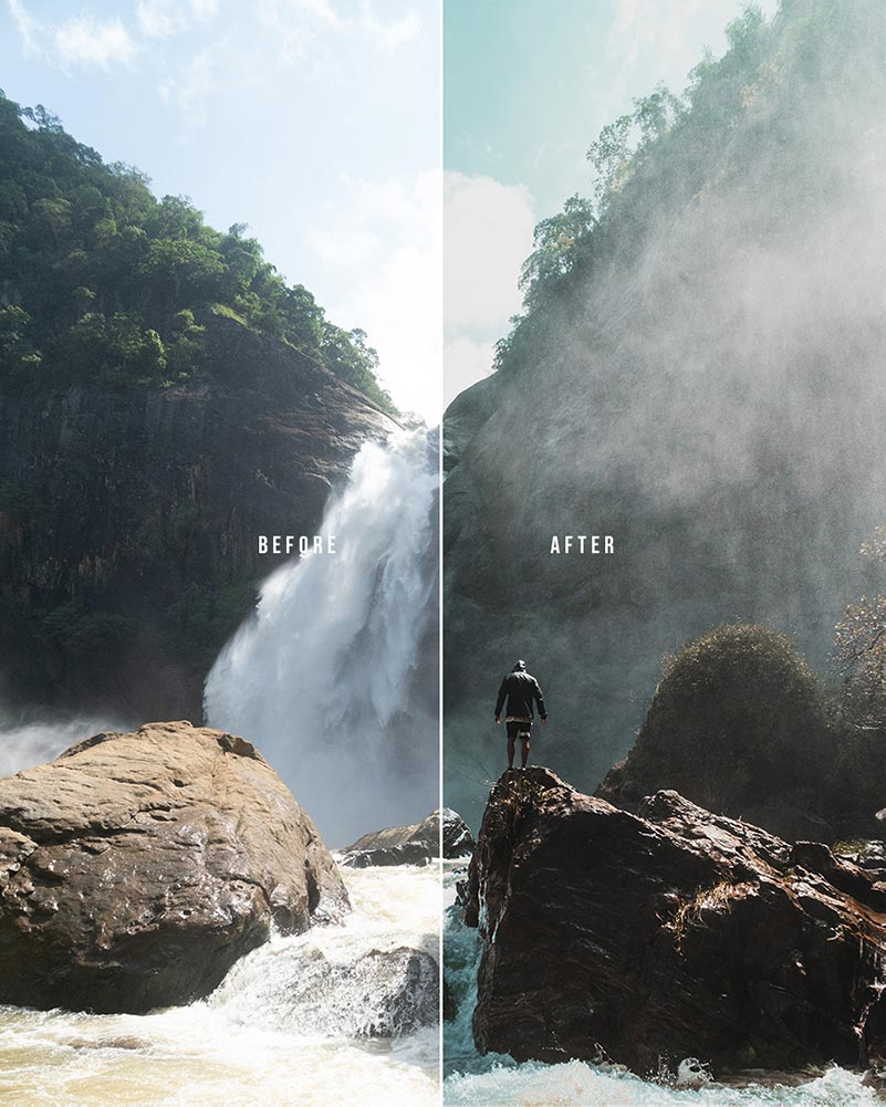 BRAZIL LIGHTROOM MOBILE PRESET | OLLIVVES