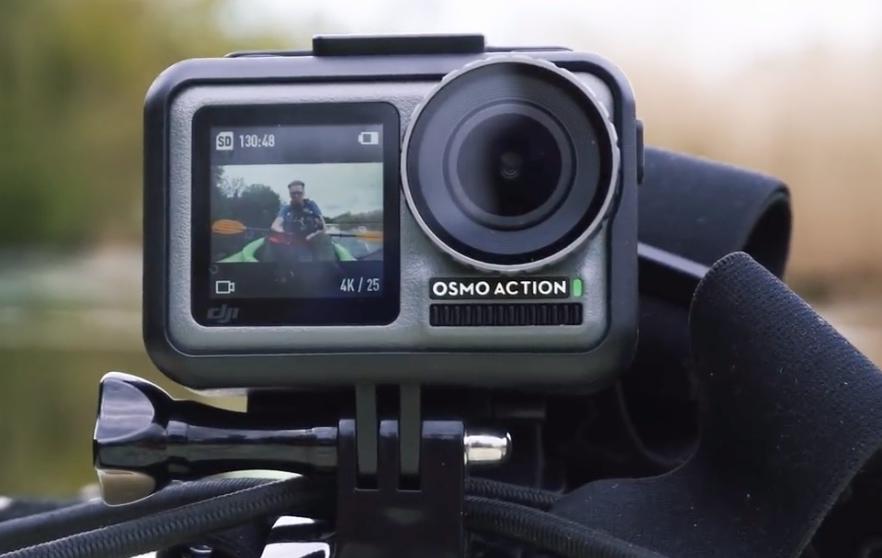 DJI Osmo Action vs GoPro Hero 7 Black - 1