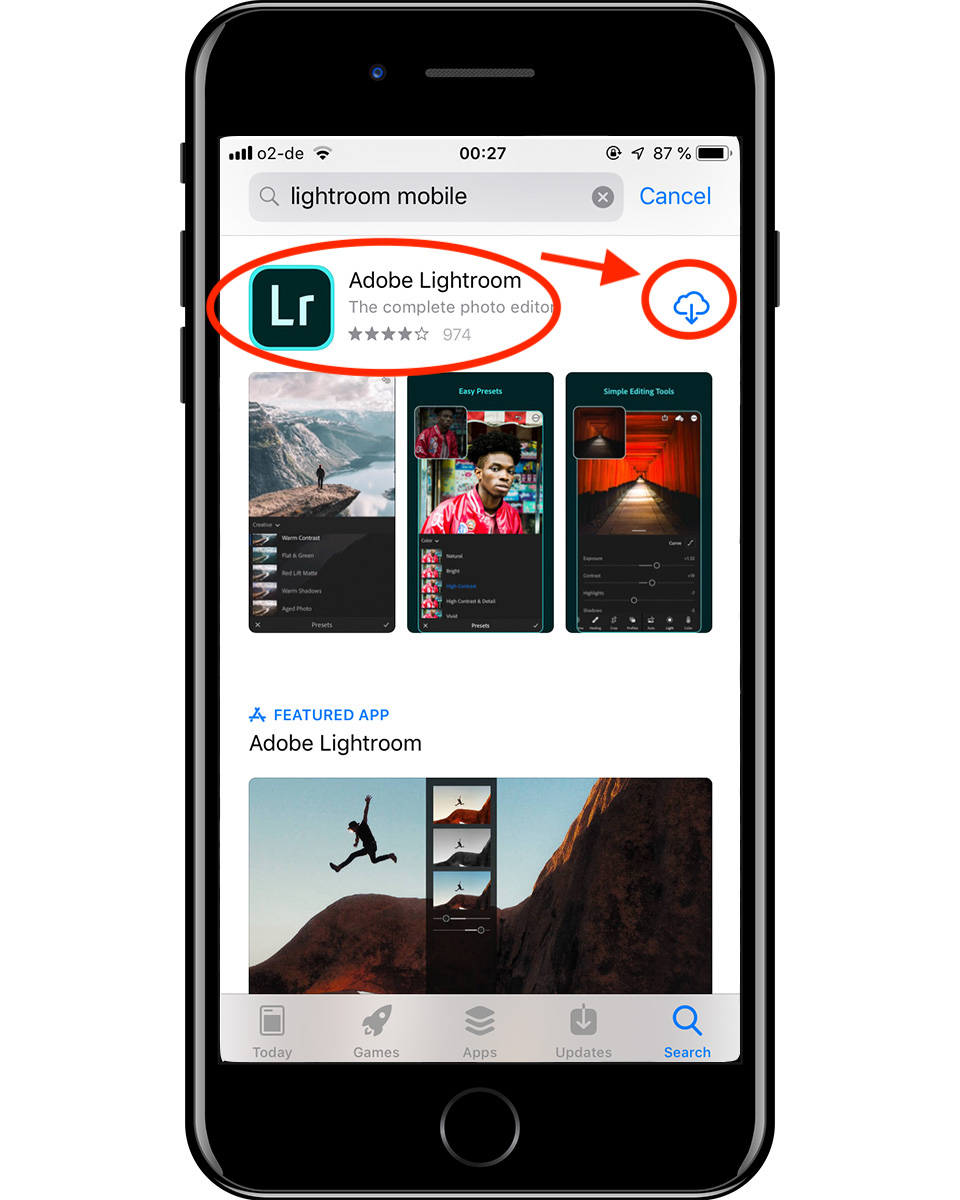 How To Install Lightroom Mobile | 2019
