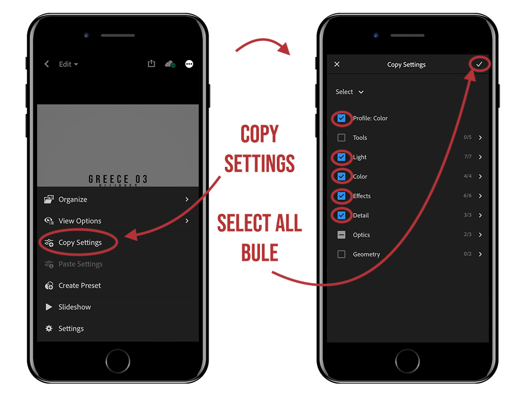 How To Install Presets To Lightroom Mobile iPhone 2019