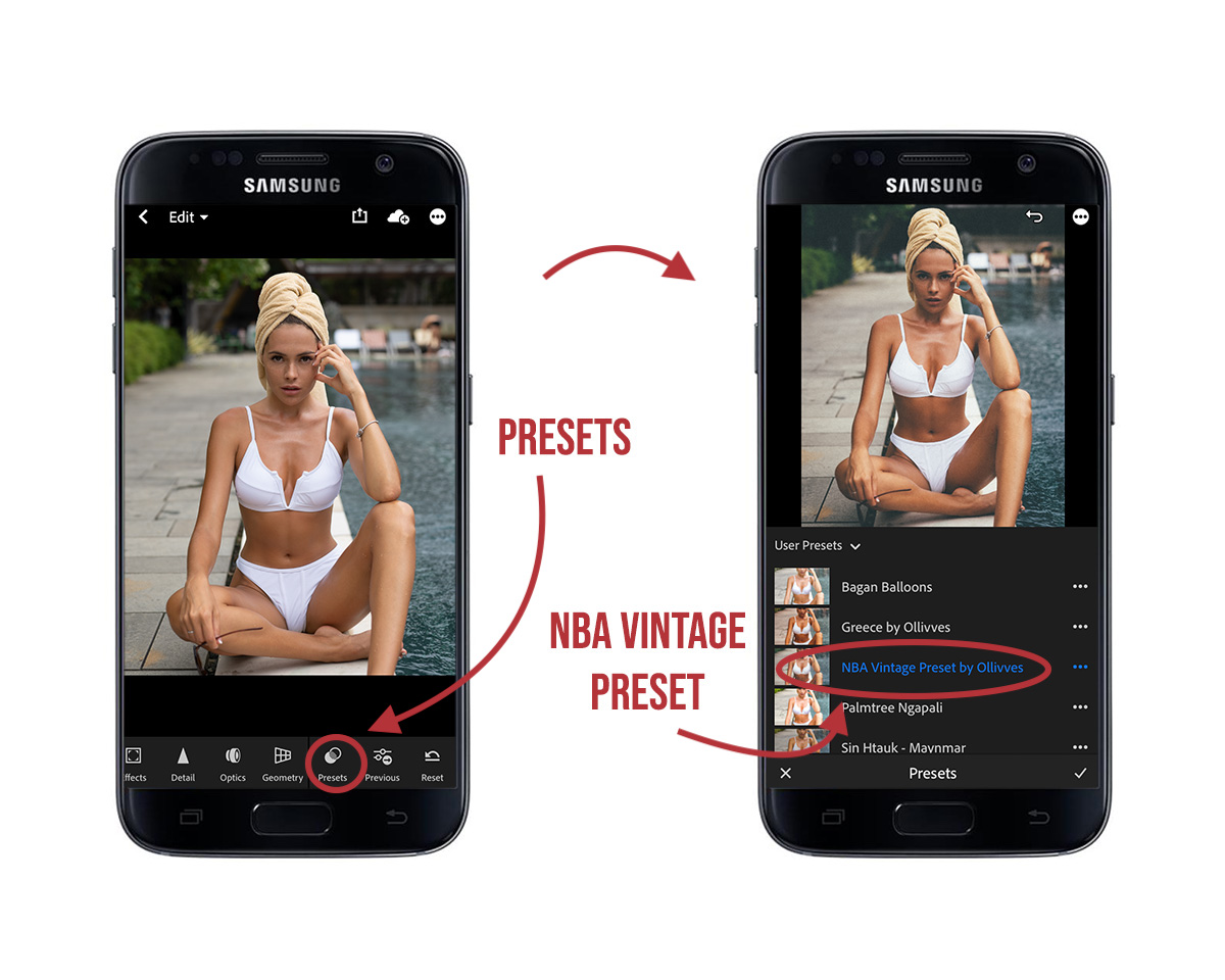How To Install Presets To Lightroom Mobile Android 2019
