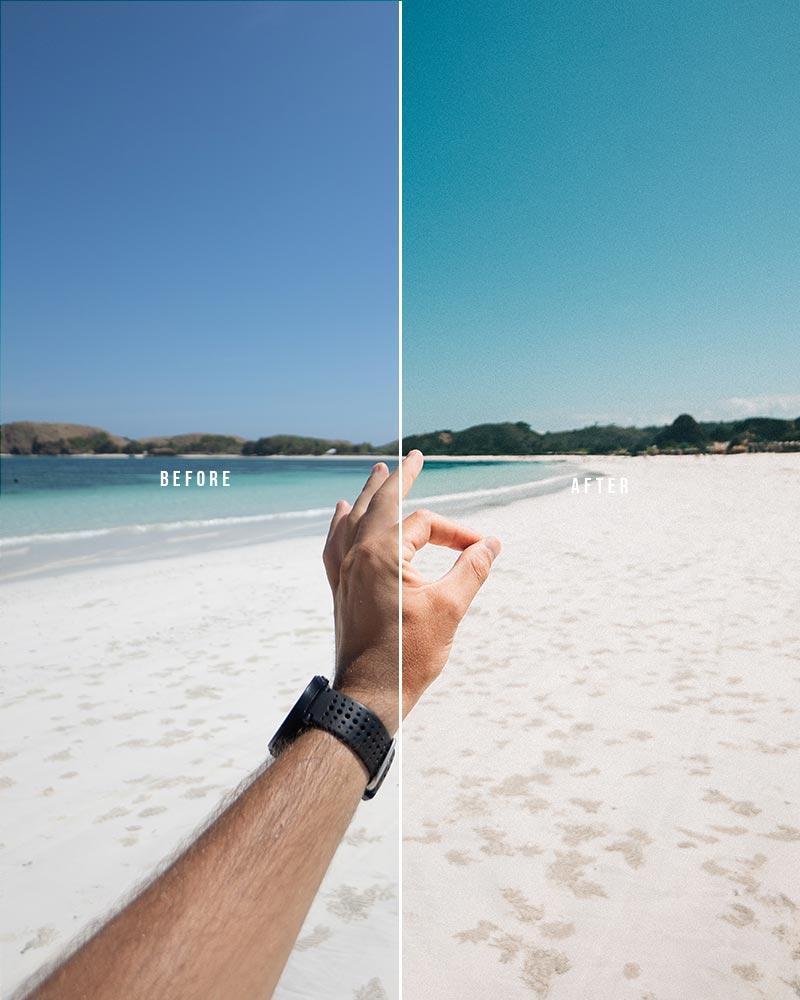 Travel Presets Lightroom Mobile | Ollivves