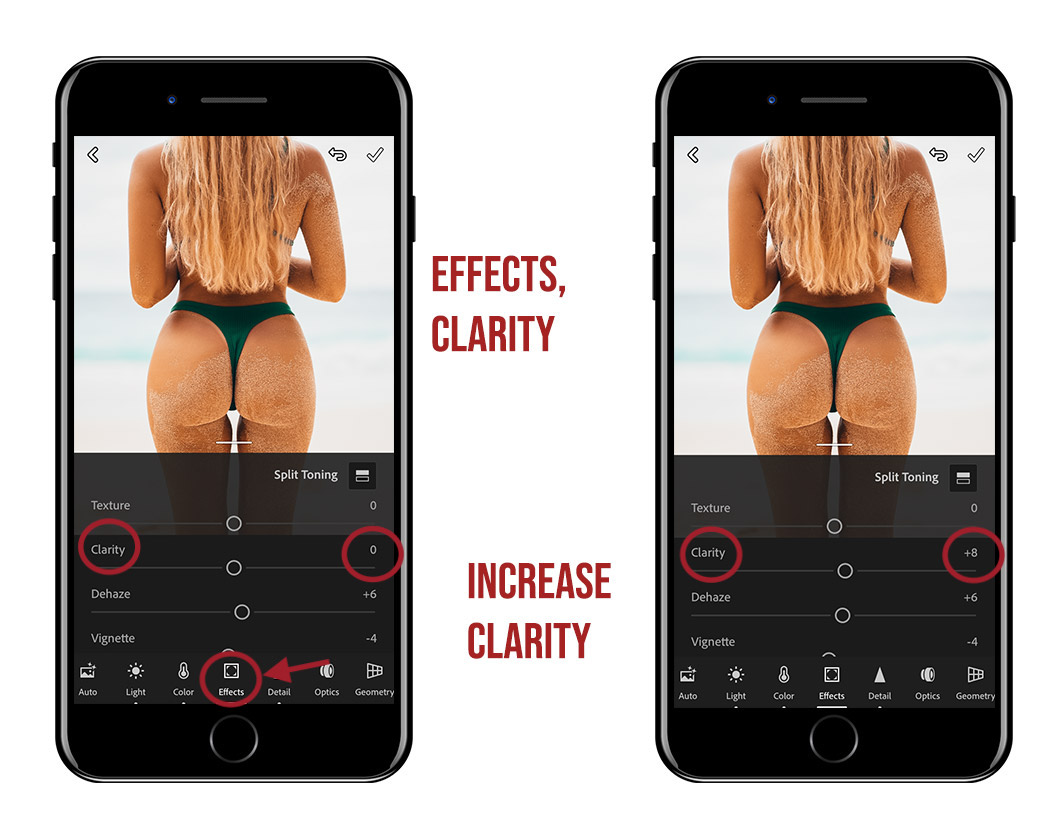 Powerful Ways to edit Instagram Photos on Lightroom Mobile