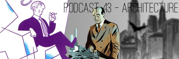 ConSequential Podcast 43 - Architecture