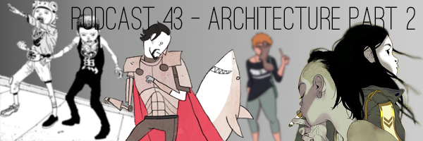 ConSequential Podcast 44 - Architecture Part 2