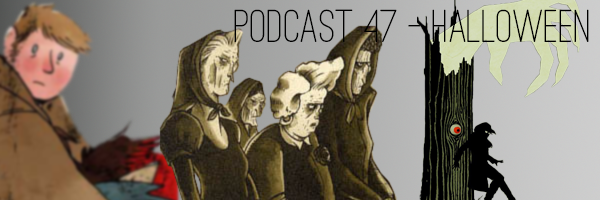 ConSequential Podcast 47 - Halloween