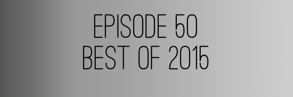 ConSequential Podcast Episode 50 - The Best Comics of 2015