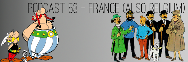 ConSequential Podcast 53 - France And Belgium
