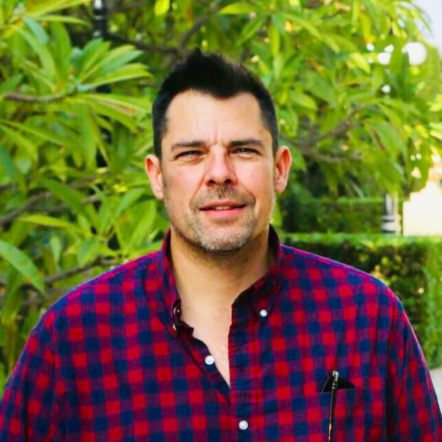 Jason Jorgensen - Founder of Third Spring Landscape Design