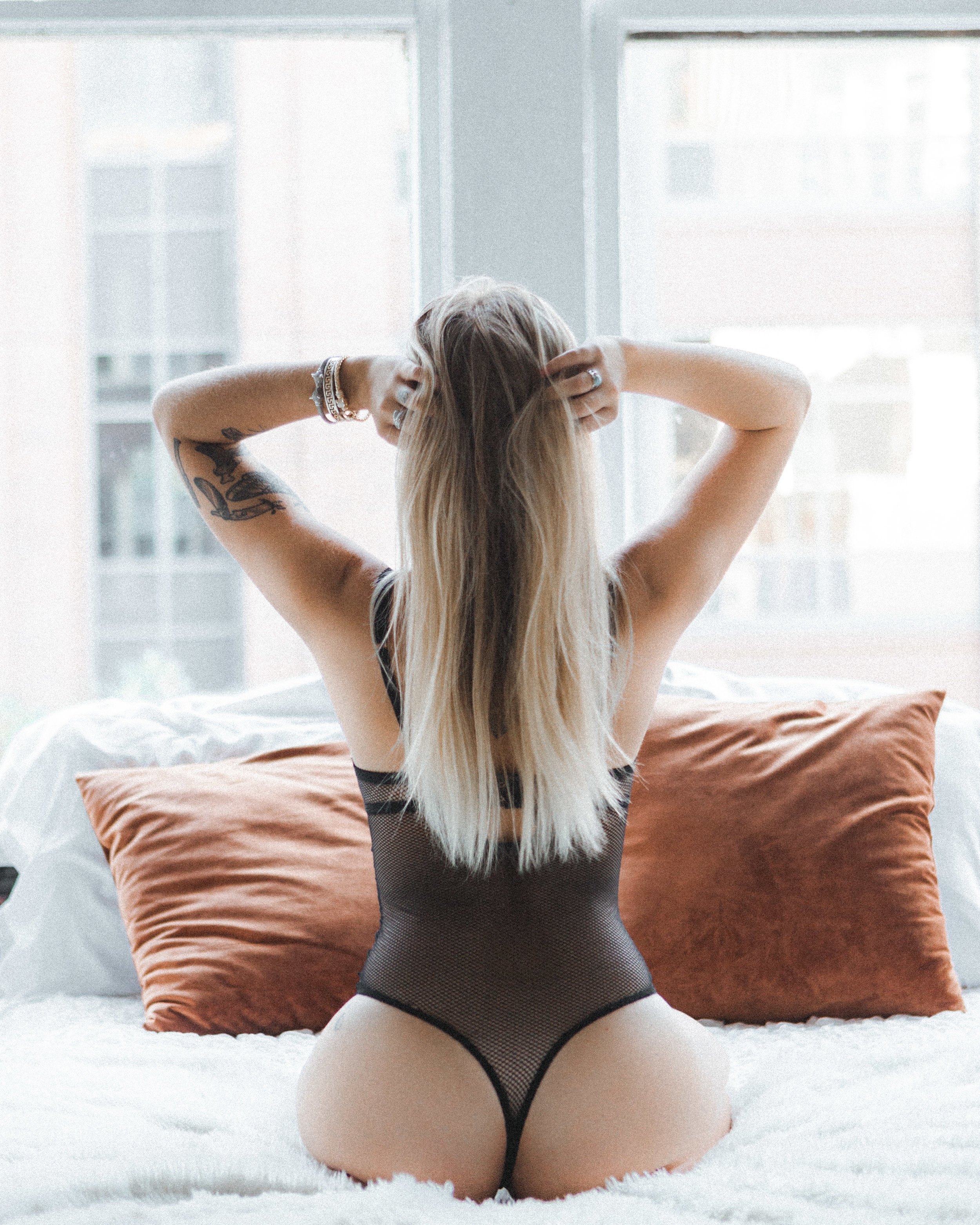 Why boudoir? - Boudoir photography creates self love and empowerment that wasn't there before. It allows a person to be free and confident in their own skin. It makes a person who stopped loving their self love themself even more than before.
