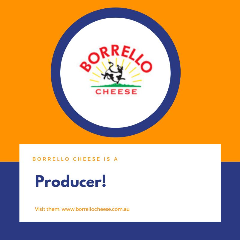 Borrello is Producer
