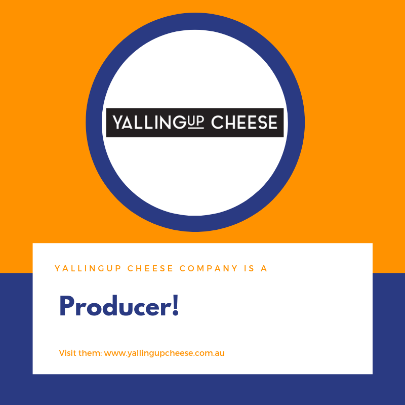Yallingup Cheese is Producer