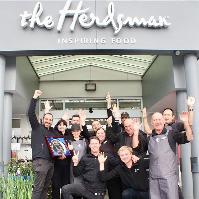 "Congratulations to WA Cheese Week Participant Venue @theHerdsman11 @herdsman_inspiringfood on such an awesome win!! ☝️☝️☝️⠀ ⠀ Reposting @crunchpreserves:⠀ ...⠀ ""repost @herdsman_inspiringfood⠀⠀⠀⠀⠀⠀⠀⠀⠀⠀ 🏆FRESH PRODUCE RETAILER OF THE YEAR WINNER⠀⠀⠀⠀⠀⠀⠀⠀⠀⠀ Call in and check out their recent renovations, it looks awesome.  We are proudly sitting on the shelf in the grocery Isle. #crunchpreserves  #perthfoodies #perthfood #feedfeed #instayum #glutenfree #gourmet #sauce #foodgawker #huffposttaste #foodstagram #instayum #lunch  #pertheats #perthfood  #artisan"""