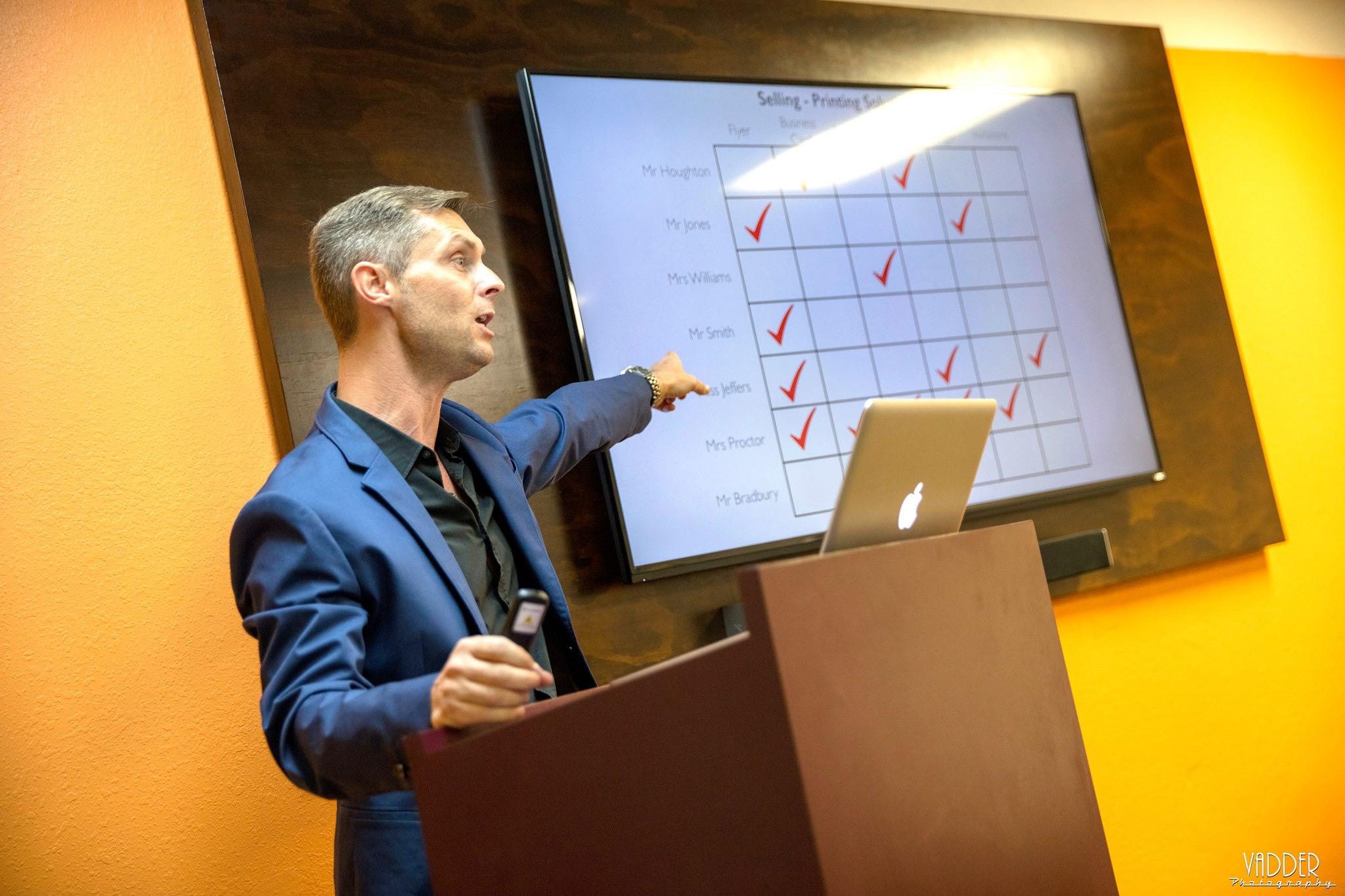 JFDI GLOBAL, Internatinoal Speaker