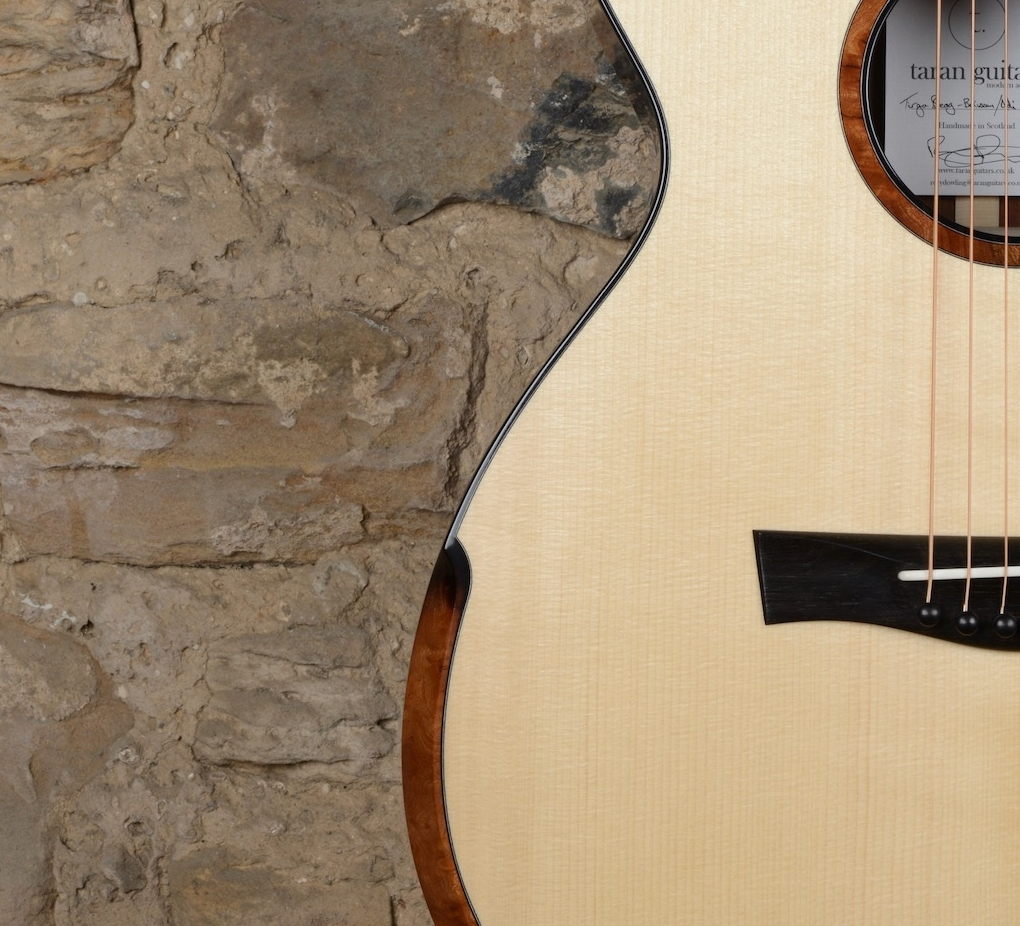 Tirga Beag with Adirondack soundboard