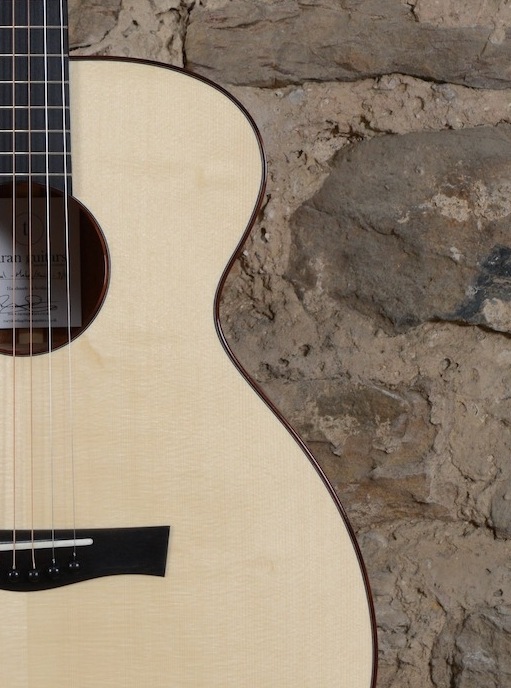 Oreval with Swiss spruce soundboard
