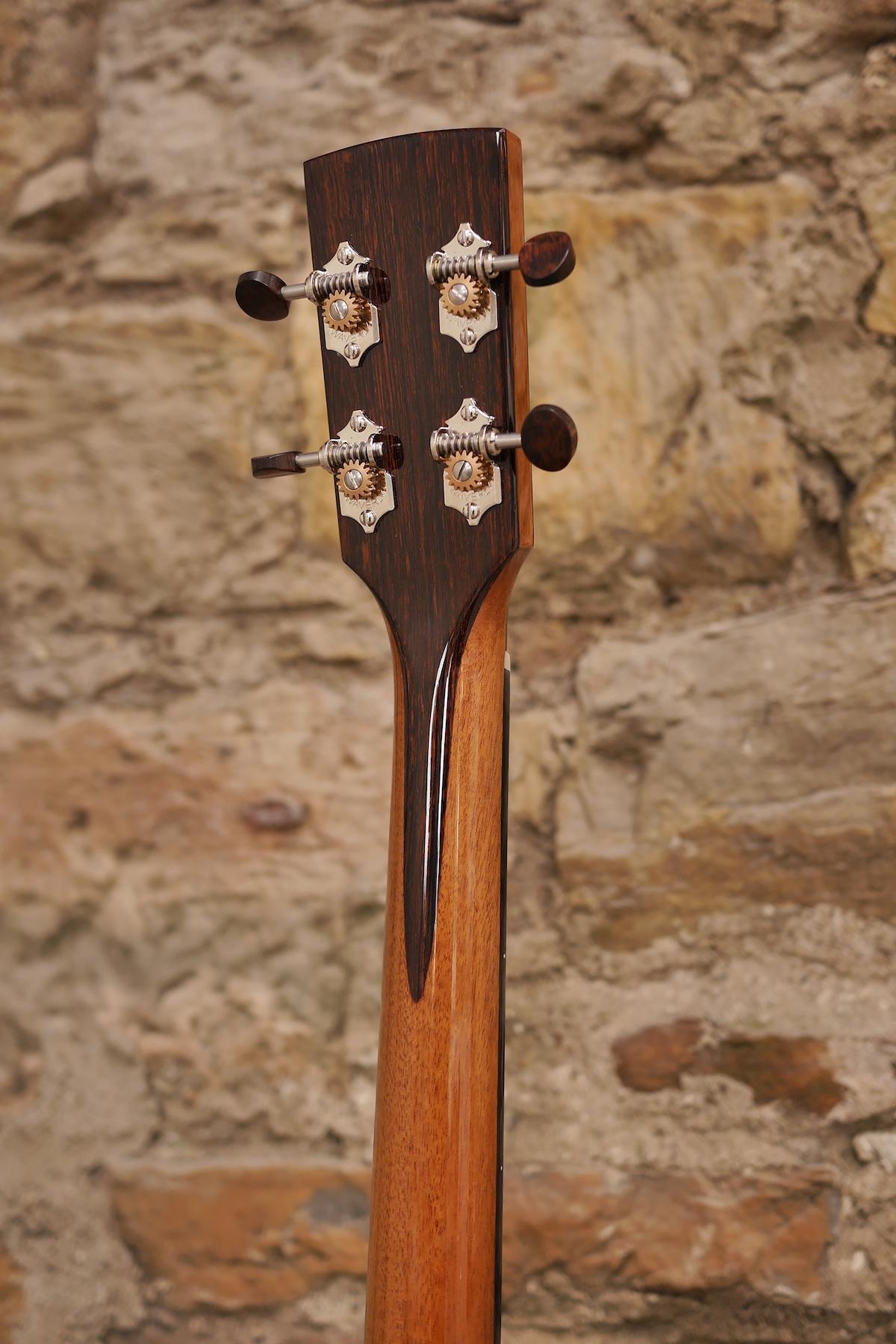 Dougie MacLean's Tenor with Spanish cedar neck