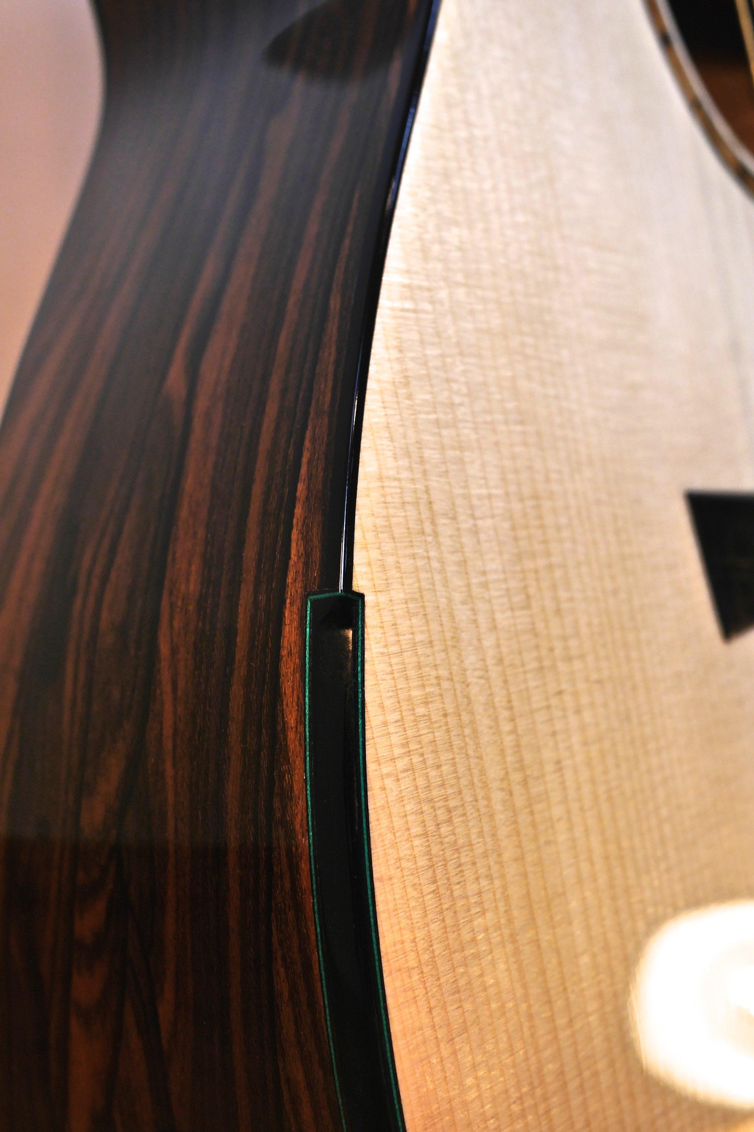 Taran Guitars Micro Bevel