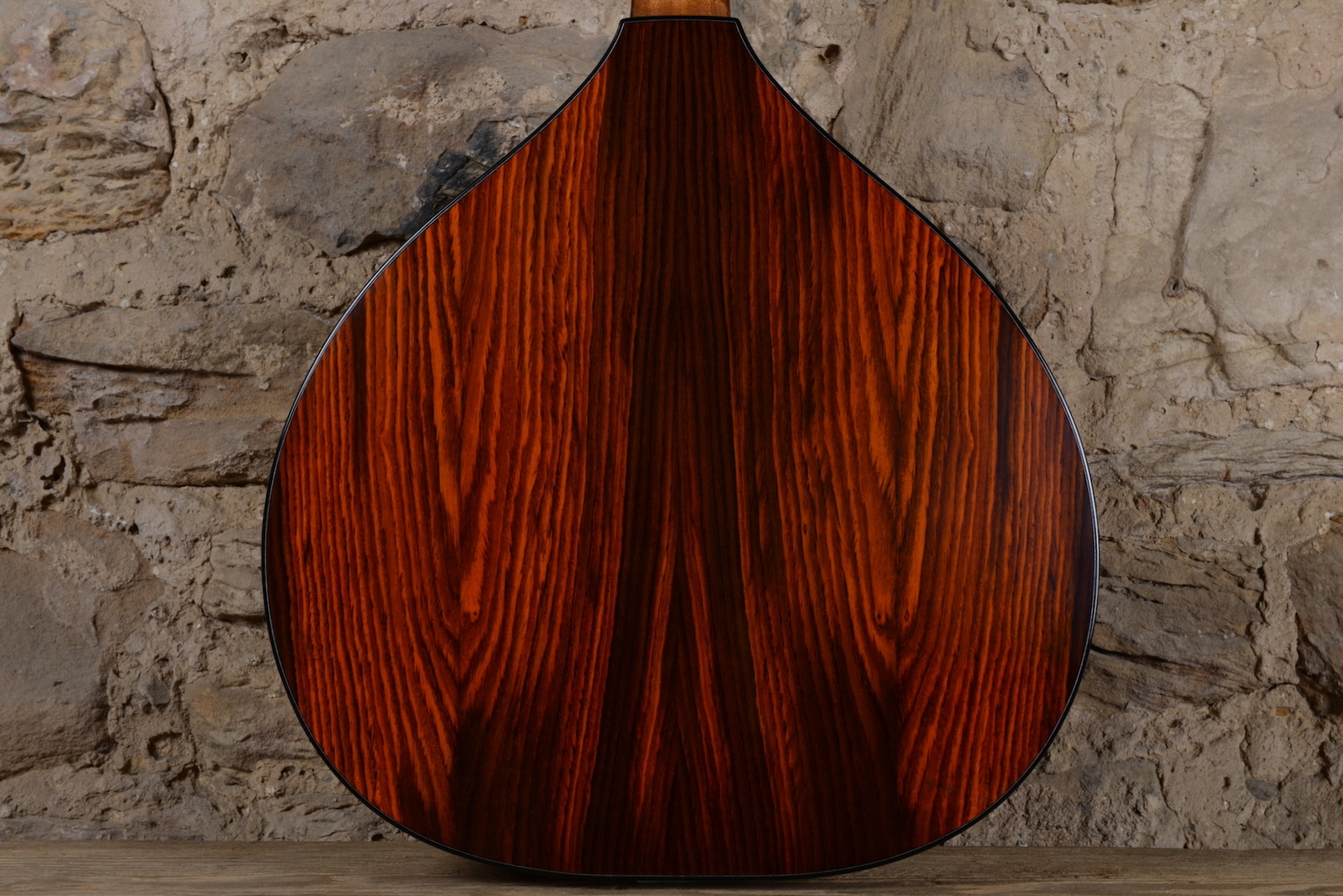 Exquisite Cocobolo back and sides