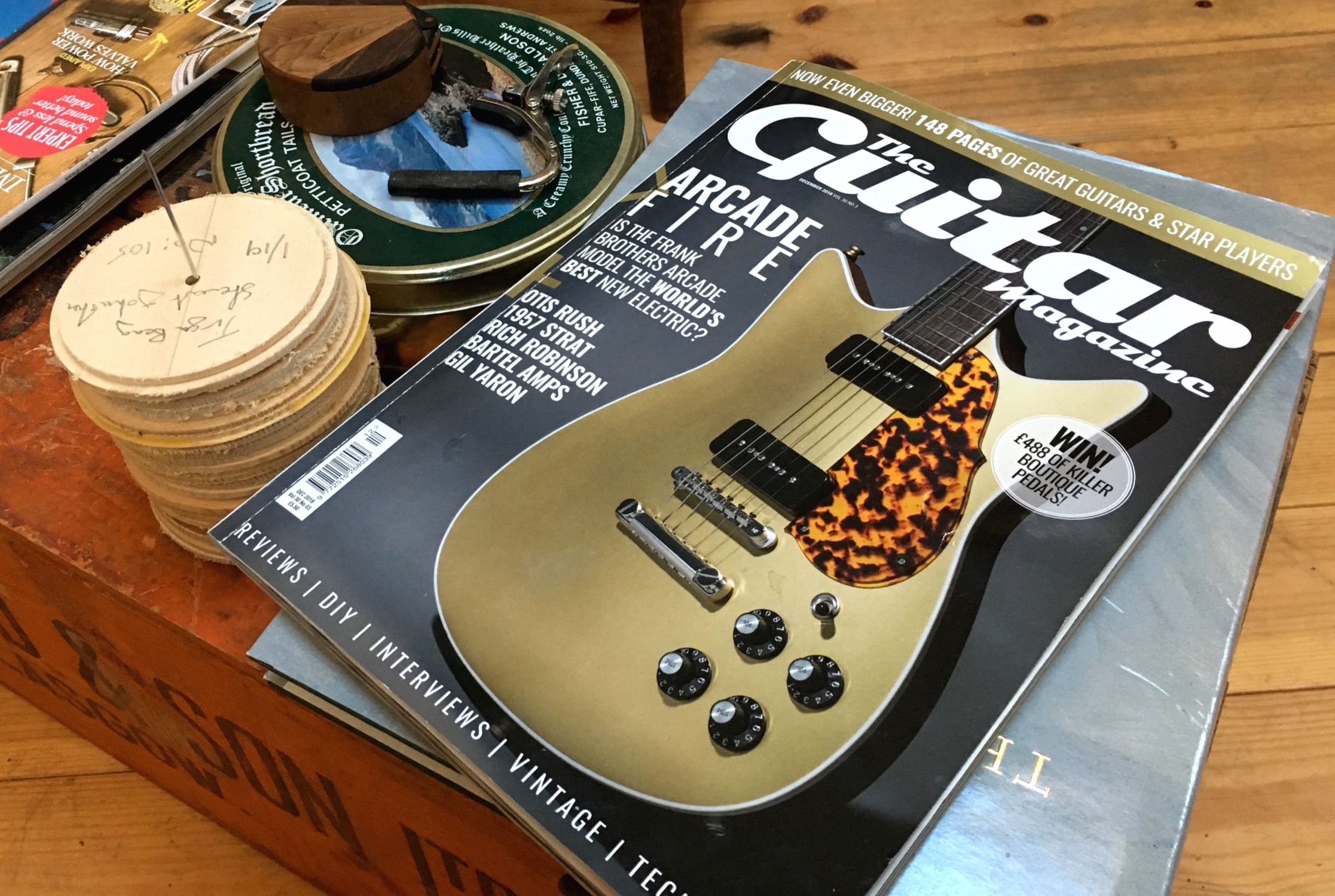 Taran Guitars The Guitar Magazine 01.jpg